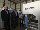 Cortadora económica del laser del tubo para el fabricante de los muebles