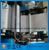 330-330 máquina de papel del tejido de la servilleta con la impresión en color dos