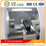 China maakte CNC van de Draaibank van Ck6432 CNC Machine