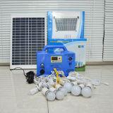 Système du d'éclairage 30W solaire portatif