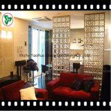 Bloque de cristal claro y coloreado de la nueva tendencia de /Tinted para la pared decorativa