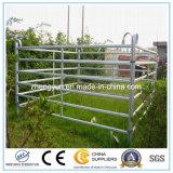 Горячая окунутая гальванизированная загородка скотоводческого хозяйства/используемые панели Corral/строб фермы