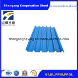 製造所の倉庫の建築材料のための波形の屋根ふきシート