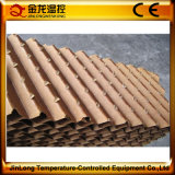 Almofada Seres-Evaporativa de Jinlong para aves domésticas