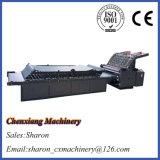 Машина Semi-Автоматической каннелюры хорошего качества Chenxiang прокатывая для делать Corrugated картон