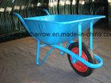 ヨーロッパのモデル手押し車の一輪車Wb4024A