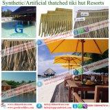 Villa di lusso tropicale/mattonelle di tetto sintetiche del Thatch stile dell'isola