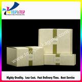 Rectángulo de encargo vendedor popular del jabón del papel de la venta al por mayor de la impresión de la insignia