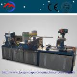 Tubo de papel espiral semiautomático de alta velocidad que hace la máquina