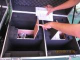 200W feixe Flightcase principal movente
