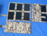 Painel de energia solar 10W-20W de potência elevada durabilidade Carregador Solar Dobrável