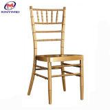 Casamento moderno alumínio Cadeira de Chiávari para venda (XYM-ZJ27)