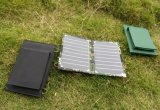заряжатель мобильного телефона 10W Sunpower солнечный складной для книги iPad электрической