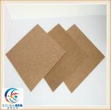 houtvezelplaat van de Kleur van 1220mm*2440mm de Donkere Bruine