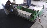 Pavimentadora de pequena máquina para atletismo