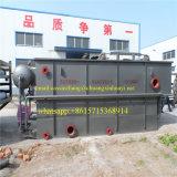 Planta de tratamiento de agua Daf con dispositivo de dosificación química