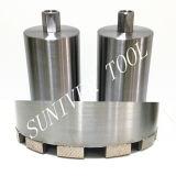 Diamond semoir de base pour le béton, béton armé, le granit, etc.