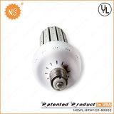 lámpara del almacén del reemplazo 80W E40 LED de 250W HPS