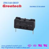 Commutateur micro 1no+1nc de Dpdt utilisé dans le flotteur et la pompe à eau d'égout