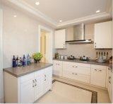 Mobilia antica bianca Yb-1706009 dell'armadio da cucina di legno solido 2017