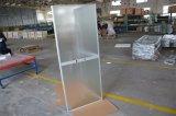 6m m helaron el vidrio Tempered impreso la pantalla de seda con el modelo de la raya