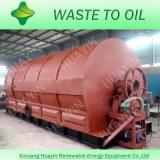 O design especial do Pneu de resíduos de óleo combustível, negro de máquina de pirólise (HY-1-10 Ton)