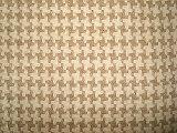 Il filo di cotone di tela ha tinto il tessuto dell'assegno del puzzle
