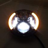 """Alrededor """" linterna del LED de 7 alta-baja para el jeep"""