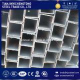 ASTM 기준을%s 가진 얇은 벽 80X80 강철 정연한 관