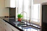 2016 Nuevo diseño moderno con laca brillante gabinetes de cocina L1606012