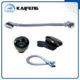 Baignoire autoportante acrylique de salle de bain Cupc (KF-727)