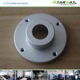 Pièces de rotation de précision en aluminium avec l'usinage de commande numérique par ordinateur