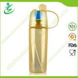 600ml удваивают функциональная бутылка BPA тумана спорта свободно