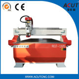 Agens wünschte hölzerne CNC-Fräser-festes Holz-Ausschnitt-Maschine