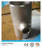 La norma ASTM B16.9.304 acero inoxidable la reducción de la t