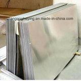 Miroir laminé à froid Surface acier inoxydable / Ss Plaque en acier pour matériaux de construction