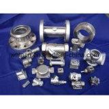 Válvula neumática del CNC del bastidor de la precisión del acero inoxidable