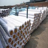 Untearable 백색 역행 PVC 비닐 마루 롤