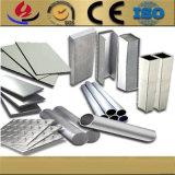1 pulgadas de aluminio anodizado Aleación de aluminio 6063 T4 tubo cuadrado para militares y de defensa