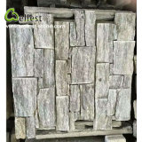 도매 공장 자연적인 슬레이트 벽 도와를 위한 느슨한 선반 돌