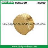 すべてのサイズの品質の鋳造の青銅のプラグ(AV-QT-1011)