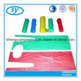 Divers tabliers imperméables à l'eau remplaçables de plastique de PE de couleur