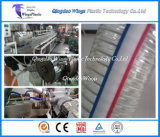 PVC機械/放出ラインを作る螺線形の鋼線の補強されたホース