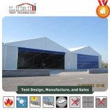 Witte Tent 30 X 30m van de Hangaar van de Vliegtuigen van pvc/van de Hangaar van het Vliegtuig voor Militair