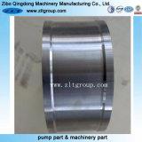 CNCの機械化を用いるステンレス鋼ポンプシャフトの袖