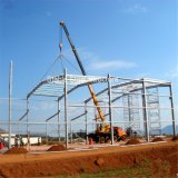 Edificios pre manufacturados de acero de las estructuras en Tanzania