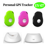 Rastreador pessoal de GPS com rastreamento em tempo real (EV-07)