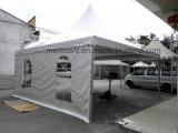 납품업자 천막을 광고하는 알루미늄 PVC Pagoda