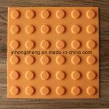 La fonction PVC/TPU vendent les tuiles tactiles du carreau de céramique de piste aveugle