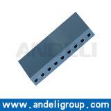 Высокое качество желоба жгута проводов с прорезью (PXC)